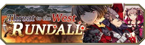 Threat to the West, Rundall Event