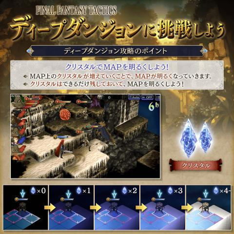 FFT Collaboration Deep Dungeon