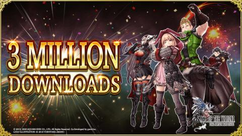 3M Downloads Celebration Campaign (Global)