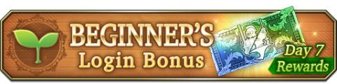 For Beginners Only! First 7 Days Campaigns