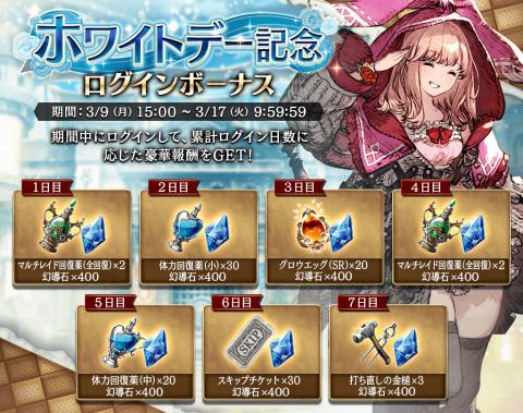 White Day Campaigns