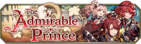 The Admirable Prince Event Quest (Global)