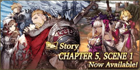 Story Quest: Chapter 5 Scene 1