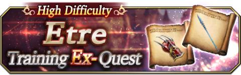 Etre Training EX Quest (Global)